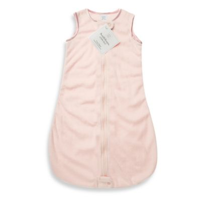 Size 6M-12M Cozy zzZipMe Sack in Pink