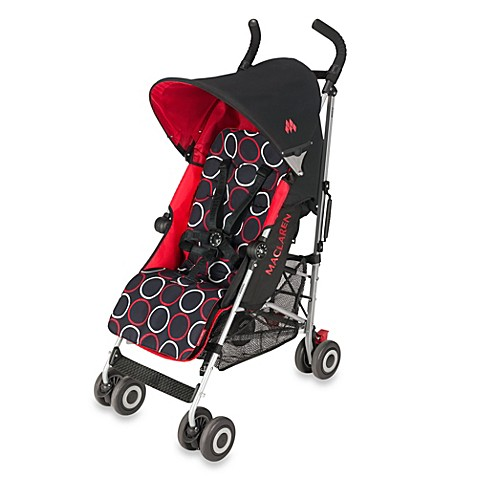 maclaren quest stroller in scarlet black. Black Bedroom Furniture Sets. Home Design Ideas