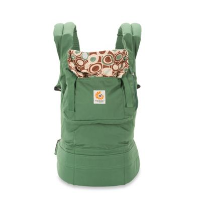 Ergobaby™ Organic Collection Baby Carrier in River Rock