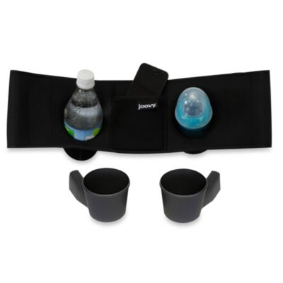 Joovy® Caboose VaryLight Parent Organizer and Cup Holders