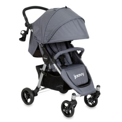Single Strollers > Joovy® Scooter Stroller in Charcoal
