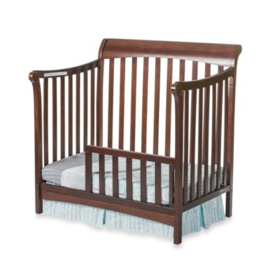 Convertible Mini Cribs in Cherry Furniture Collections
