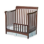 Child Craft™ Coventry Toddler Guard Rails for Convertible Mini Cribs in Cherry