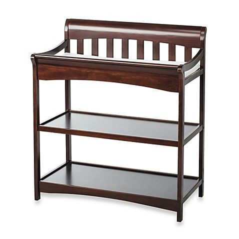buy child craft coventry changing table in select cherry. Black Bedroom Furniture Sets. Home Design Ideas