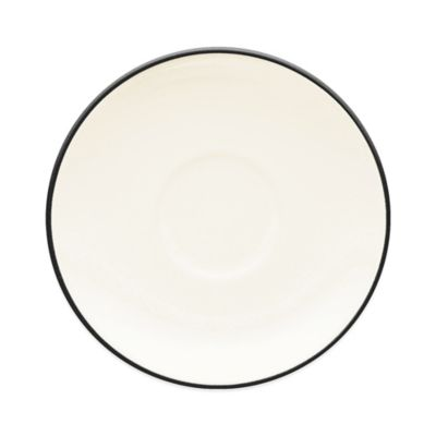 Noritake® Colorwave After Dinner Saucer in Graphite
