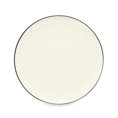 Noritake® Colorwave Quad 12-Inch Round Platter in Graphite