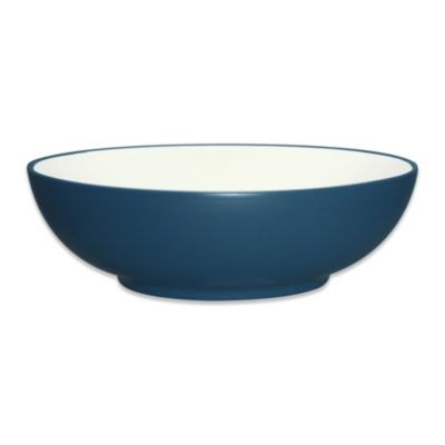 Noritake Blue Vegetable Bowl