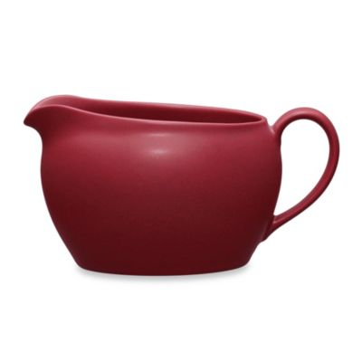Noritake® Colorwave 20 oz. Gravy Boat in Raspberry