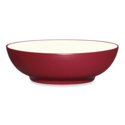 Noritake® Colorwave Cereal/Soup Bowl in Raspberry