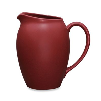 Noritake® Colorwave Raspberry 60-Ounce Pitcher
