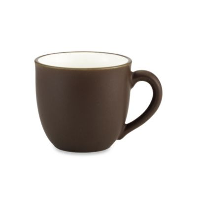 Noritake® Colorwave Chocolate 3 1/2-Ounce After Dinner Cup