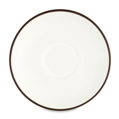 Noritake® Colorwave Chocolate 6 1/2-Inch After Dinner Saucer