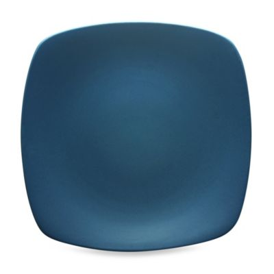 Noritake® Colorwave Quad Salad Plate in Blue