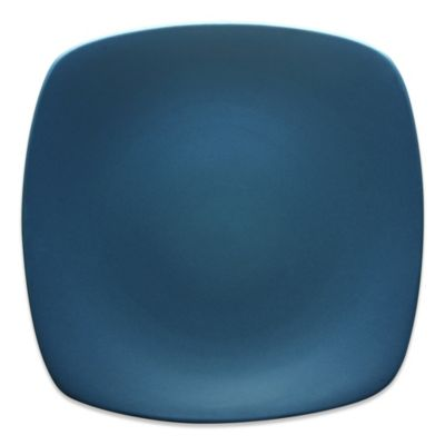 Noritake Colorwave Blue 6 1/2-Inch Mini Quad Plate
