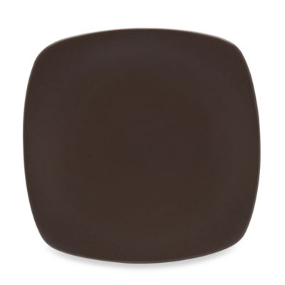 Noritake® Colorwave Chocolate 11 3/4-Inch Quad Plate