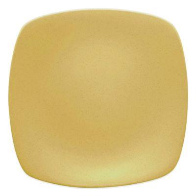 Noritake® Colorwave Medium Quad Plate in Mustard