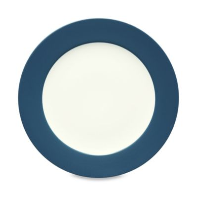 Noritake Colorwave Rim Dinner Plate in Blue