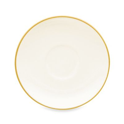 Noritake® Colorwave Mustard 4.5-Inch After Dinner Saucer