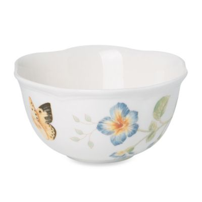 Lenox® Butterfly Meadow® 4-3/4-Inch Dessert Bowl