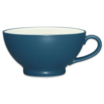 Noritake® Colorwave Handled Bowl in Blue