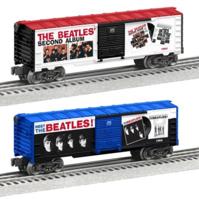 Meet the Beatles! Boxcar 2-Pack