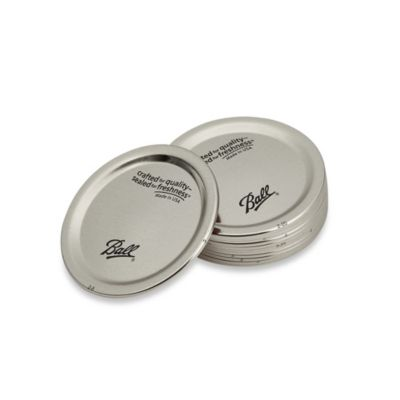 Ball® Regular Dome Lids (Set of 12)