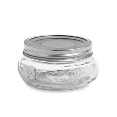 Ball® Collection Elite® Half-Pint Wide-Mouth Jars (Set of 4)