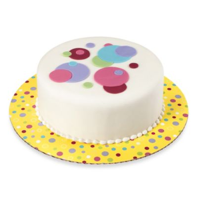 Wilton® Sweet Dots Fashion Cake Boards