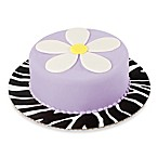 Wilton® Zebra Fashion Cake Boards