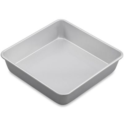 Wilton® Advance® 8-Inch Square Cake Pan with Aluma-Gloss™ Coating