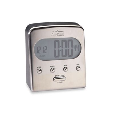 All-Clad Digital Timer and Clock
