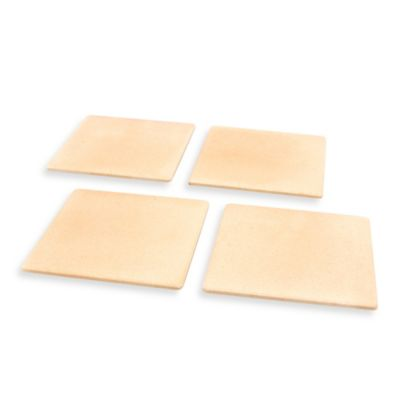 Bialetti Ceramic Pizza Baking Tiles (Set of 4)