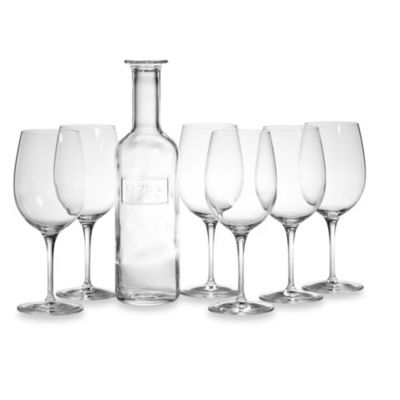 Luigi Bormioli 7-Piece Wine Set