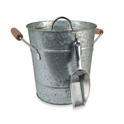 Galvanized Steel Buckets