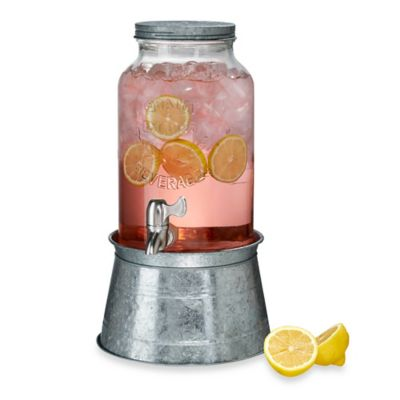 Beverage Server With Stand