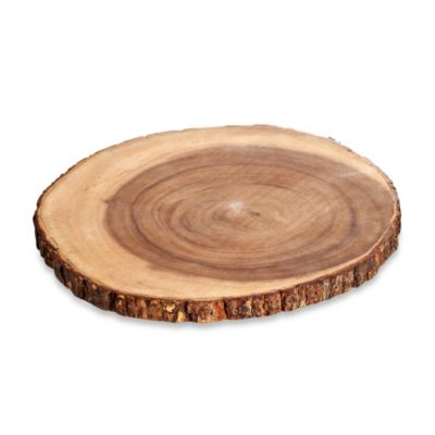 B. Smith® Large Acacia Wood Server