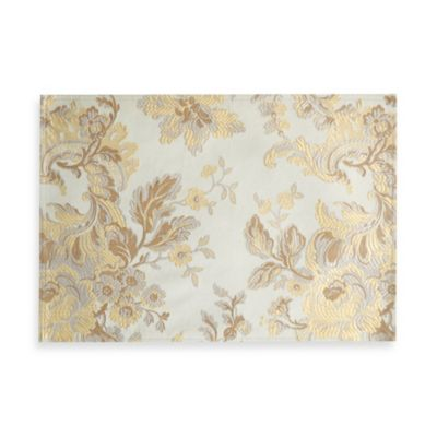 Marcelle Placemat in Ivory