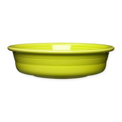 Fiesta® 2-Quart Serving Bowl in Lemongrass