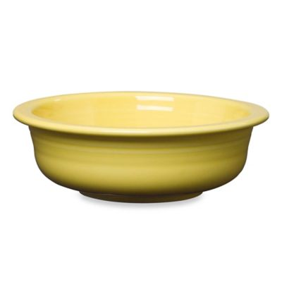 Fiesta® 1 qt. Serving Bowl in Sunflower