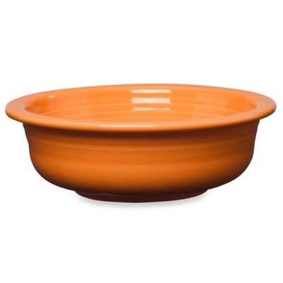Fiesta® 1 qt. Serving Bowl in Tangerine