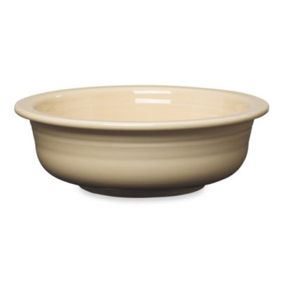 Fiesta® 1 qt. Serving Bowl in Ivory