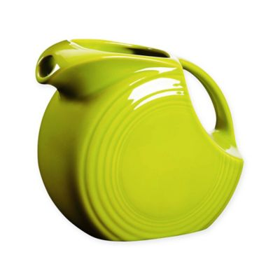 Fiesta® Large Pitcher in Lemongrass