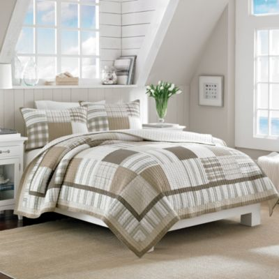 Nautica® Oakhurst Reversible Pillow Sham