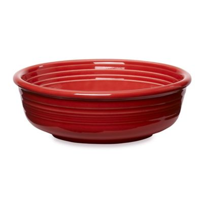 Fiesta® Small Bowl in Scarlet