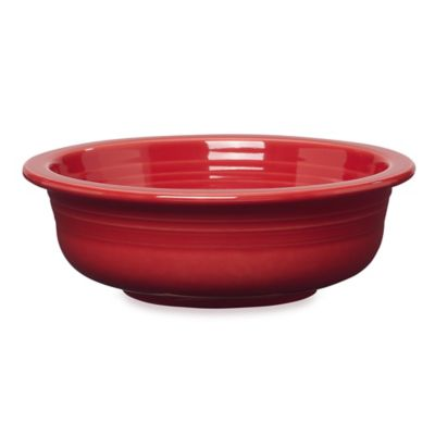 Fiesta® 1 qt. Serving Bowl in Scarlet