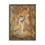 Holiday Angel of Light Throw Blanket
