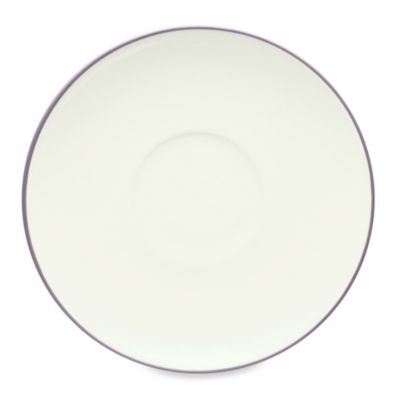 Noritake® Colorwave 6-1/2-Inch Saucer in Plum