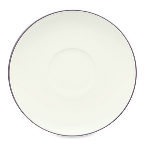Noritake® Colorwave Saucer in Plum