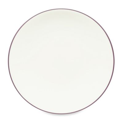 Noritake® Colorwave Coupe 8.25-Inch Salad Plate in Plum