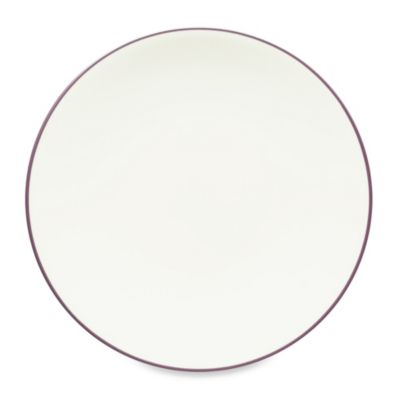 Noritake® Colorwave Coupe 10.5-Inch Dinner Plate in Plum